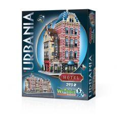 Wrebbit Urbania 3D Puzzle Hotel