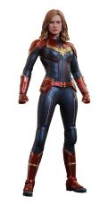 Captain Marvel Movie Masterpiece Akční Figure 1/6 Captain Marvel 29 cm