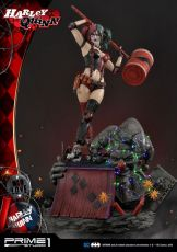 DC Comics Soška Harley Quinn 82 cm