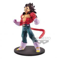 Dragon Ball GT Blood of Saiyans PVC Soška Super Saiyan 4 Vegeta Metallic Hair Color 20 cm
