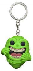 Ghostbusters Pocket POP! vinylová Keychain Slimer 4 cm