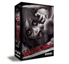 Hako Onna Board Game Anglická Verze