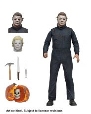 Halloween 2 Ultimate Akční Figure Michael Myers 18 cm