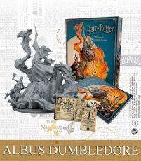 Harry Potter Miniature 35 mm Albus Dumbledore Anglická Verze