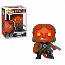 Hellboy POP! Movies vinylová Figure Hellboy with BPRD Tee 9 cm