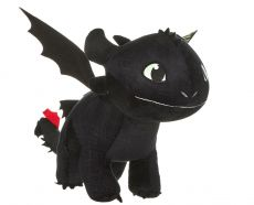 How to Train Your Dragon 3 Plyšák Figure Toothless Glow In The Dark 60 cm