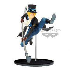 One Piece BWFC PVC Soška Sabo Normal Color Ver. 20 cm