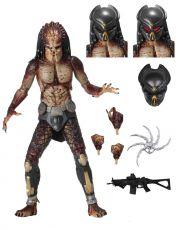 Predator 2018 Akční Figure Ultimate Fugitive Predator (Lab Escape) 20 cm