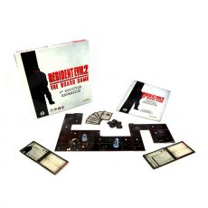 Resident Evil 2 The Board Game Expansion 4th Survivor Anglická Verze