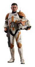 Star Wars Episode III Movie Masterpiece Akční Figure 1/6 Commander Cody 30 cm