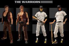 The Warriors Akční Figures 1/12 Deluxe Box Set 17 cm