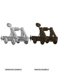 WizKids Deep Cuts Unpainted Miniature Catapult Case (6)