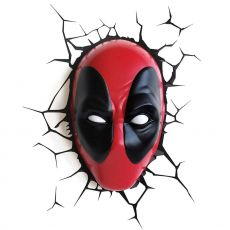Marvel 3D LED Light Deadpool