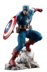 Marvel Universe ARTFX Premier PVC Soška 1/10 Captain America 18 cm