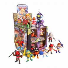 Masters of the Universe Akční Vinyls Mini Figures 8 cm Wave 2 Display (12)