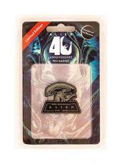 Alien Pin Odznak 40th Anniversary