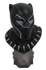Black Panther Legends in 3D Bysta 1/2 Black Panther 25 cm