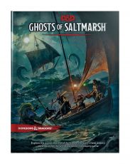 Dungeons & Dragons RPG Adventure Ghosts of Saltmarsh Anglická