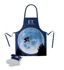 E.T. the Extra-Terrestrial cooking Zástěra with oven mitt Plakát