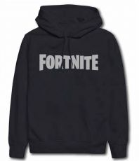 Fortnite Hooded Mikina Logo Velikost XS