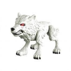 Game of Thrones Akční Vinyl Figure Ghost (Wolf) GITD 8 cm