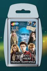 Harry Potter Card Game Top Trumps Die gr