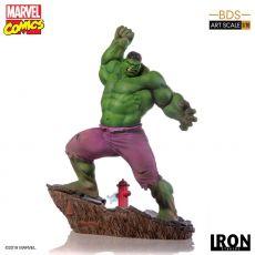 Marvel Comics BDS Art Scale Soška 1/10 Hulk 29 cm