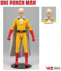 One Punch Man Akční Figure Saitama 18 cm