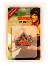 Rambo Pin Odznak Rambo