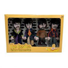 The Beatles Plyšák Figure 4-Pack Yellow Submarine Band Members 23 cm