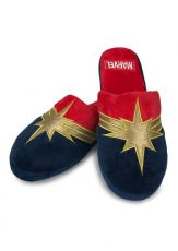Captain Marvel Dámské Bačkory Captain Marvel