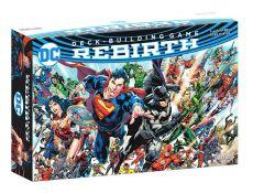 DC Comics Deck-Building Game Rebirth Anglická Verze