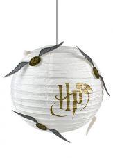 Harry Potter Paper Light clona na lampu Golden Snitch