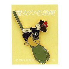 Kiki's Delivery Service Pin Odznak Jiji Broom