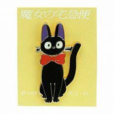 Kiki's Delivery Service Pin Odznak Jiji Ribbon