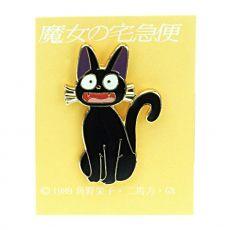 Kiki's Delivery Service Pin Odznak Jiji Smile