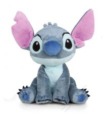 Lilo & Stitch Plyšák Figure with Sound Stitch 20 cm