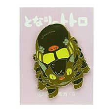 My Neighbor Totoro Pin Odznak Cat Bus 2 T-43
