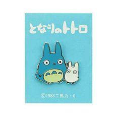 My Neighbor Totoro Pin Odznak Middle & Small Totoro
