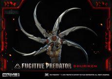 Predator 2018 Bysta 1/1 Fugitive Predator Shuriken 65 cm