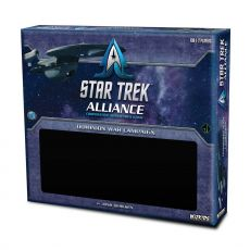 Star Trek: Alliance Cooperative Miniatures Game Dominion War Campaign Anglická Verze