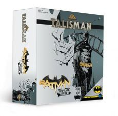 Batman Board Game Talisman: Super-Villains Edition Anglická Verze