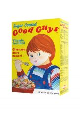 Child's Play 2 Replika 1/1 Good Guys Cereal Box