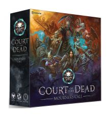 Court of the Dead Tabletop Game Mourners Call Anglická Verze