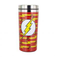 DC Comics Cestovní Hrnek The Flash Logo