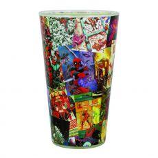 Deadpool Skleněná Pinta Glass Scenes