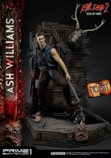 Evil Dead II Sochy 1/3 Ash Williams & Ash Williams Exclusive 96 cm Sada (3)