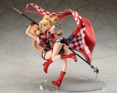 Fate/Apocrypha PVC Soška 1/7 Jeanne d'Arc & Mordred Type-Moon Racing Ver. 27 cm