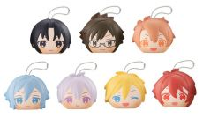Idolish7 Fluffy Squeeze Bread Anti-Stress Figures 8 cm Sada (8)