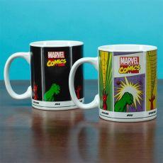 Marvel Comics Heat Měnící Hrnek Super Powers